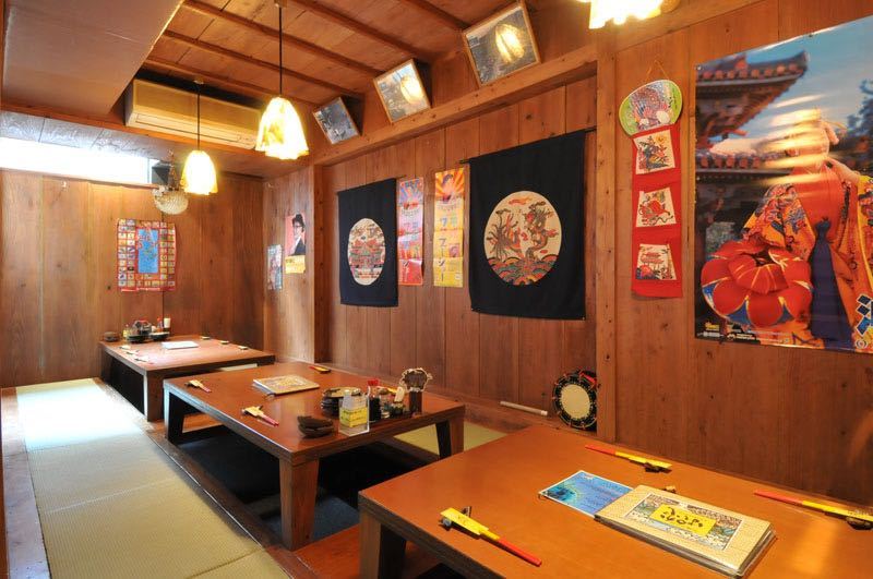 The kitchen of Okinawa Paikaji Ginza 8chome-ten《沖縄の台所 ぱいかじ》